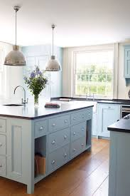 Kitchens Colors 17 Best Ideas About Light Blue Kitchens On Pinterest Blue