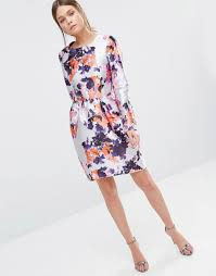 <b>Платье</b> с юбкой-<b>тюльпан</b> (35 фото)