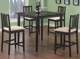 tall dining chairs counter: pc cappuccino dining set  pc cappuccino dining set