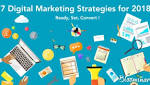Ready, Set, Convert – 7 Digital Marketing Strategies for 2018