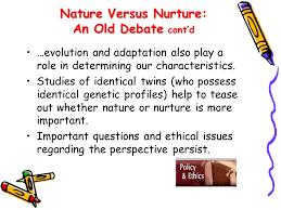 essay nature vs nurture identical twins   galerisenyuz comessay nature vs nurture identical twins