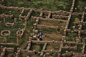تاريخ الاثار الرومانية الجزائر روووعة