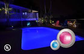 pool waterfall lighting. backyard applications pool waterfall lighting a