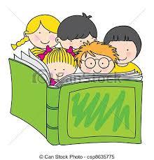 Znalezione obrazy dla zapytania rysunek dziecka z książką