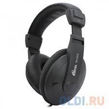 <b>Наушники Ritmix RH-524</b> Black — купить по лучшей цене в ...