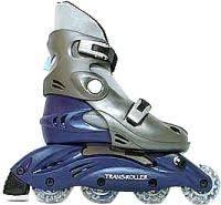 <b>Trans Roller</b> X15544 – купить <b>роликовые</b> коньки, сравнение цен ...