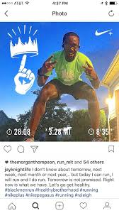 feature black men run how lacing up and joining a group can like many others knight completely stopped exercising after high school aside from the occasional