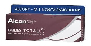 <b>Контактные линзы Alcon</b>/CibaVision <b>Dailies</b> Total 1 30 - купить по ...