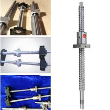 <b>300mm Ball Screw SFU1605 Ball Screw</b> with Nut for CNC ...