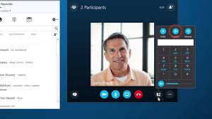 Make a call in Skype for Business - YouTube
