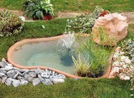 Fontana Cascata Da Giardino : Migliori idee su laghetti da giardino