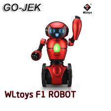 <b>WLtoys F1</b> Robot Intelligent Balance G-Sensor RC Robot   Shopee ...