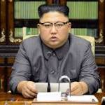 Aides warned Trump not to attack North Korea's leader personally before his fiery UN address