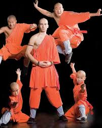 From Middlesex school boy to Shaolin monk: Enter the (terribly ...