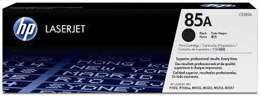 <b>Картридж HP 85A</b> (CE285A), черный, для лазерного принтера ...