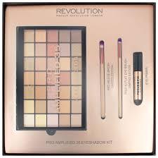 Купить <b>набор</b> для макияжа <b>Makeup Revolution</b> Amplified 35 ...