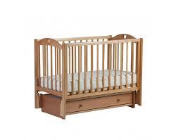 Детская <b>кроватка Малика Laura-3 универсальный</b> маятник с ...