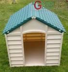 Cucce da esterno in pvc per cani. Cuccia da esterno per il. - acquista
