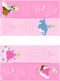 printable disney princess clipart clipartfest printable bookmarks bookmarks