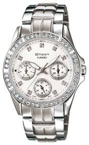 Женские наручные <b>часы Casio</b> Sheen - VipTime.ru