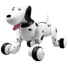 <b>Радиоуправляемая робот-собака HappyCow</b> Smart Dog в ...