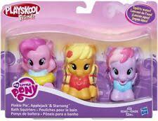 <b>Hasbro my little</b> pony <b>игрушки</b> для ванной фигурки тв и кино | eBay