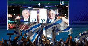Israel election: Netanyahu again appears poised to claim prime ...