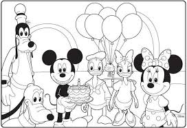 Small Picture Mickey Mouse Free Printables Coloring Pages Mickey Mouse Coloring