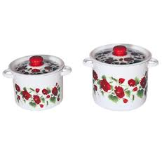 """<b>Набор эмалированной посуды</b> """"Рамо"""", №10, 2 предмета ..."""