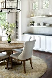 Modern Round Dining Room Tables Round Dining Room Table Decor Ideas Home Decoration