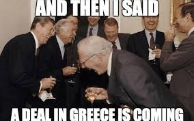 The best memes about the Greece crisis - Telegraph via Relatably.com