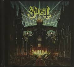<b>Ghost</b> - <b>Meliora</b> Redux (2016, CD) | Discogs