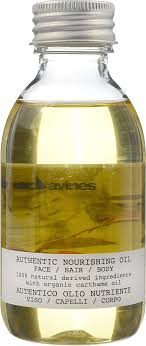 Davines Authentic Nourishing <b>oil</b> face/hair/body, <b>Питательное</b> ...