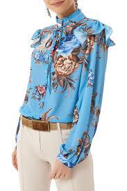 <b>Блуза JIMMY SANDERS</b> арт 19W_SHTW51017_BABY_BLUE ...