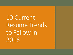 Top Resume Trends for      Current Resume Trends     x        kB gif  Current Resume Trends