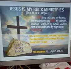 <b>Jesus Is My Rock</b> Ministries - Home | Facebook