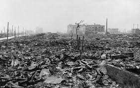 Image result for nuclear hiroshima images