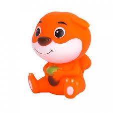 Игрушка для <b>ванной</b> Бельчонок Хруми <b>Happy Snail</b> - купить ...