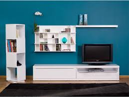 white furniture with bright colored walls blue and white furniture