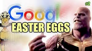 GOOGLE Easter Eggs, Secrets And Tricks #2 - YouTube