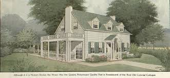 House Plans   A Hundred Years Ago      d