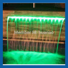 Fontana Cascata Da Giardino : Fontane da giardino piscina e cascate fontana a