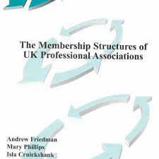 parn publications the membership structures of uk professional membership structures of uk professional associations 2002