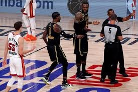 2020 NBA Finals, <b>Game 5</b>: The Lakers' final possession, in alternate ...