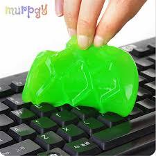 New Slime supplies <b>keyboard</b> Super Glue Magic Gel Toys Clean ...