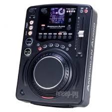 <b>CD</b>-<b>проигрыватель American Audio Flex</b> 100 MP3