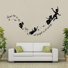 Star Bedroom Decor Online Get Cheap Tinkerbell Wall Decor Aliexpresscom Alibaba Group