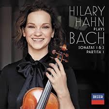 <b>Hilary Hahn</b> plays <b>Bach</b>: Violin Sonatas Nos. 1 & 2; Partita No. 1 ...