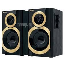 <b>Колонка Sven SPS-619 Black</b> Gold SV-0120619GD
