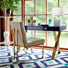 outfit your office with the jonathan adler channing desk bedroommarvellous office chairs bones furniture company